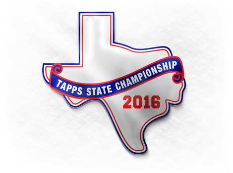 2016 TAPPS State Patches