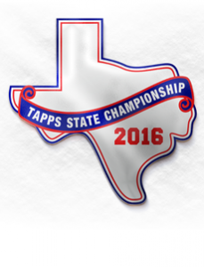 2016 TAPPS Patches