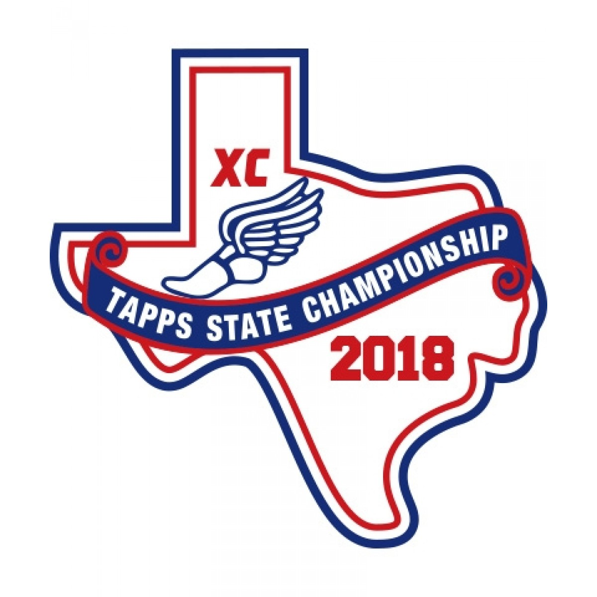 Felt 2018 TAPPS XC State Patch
