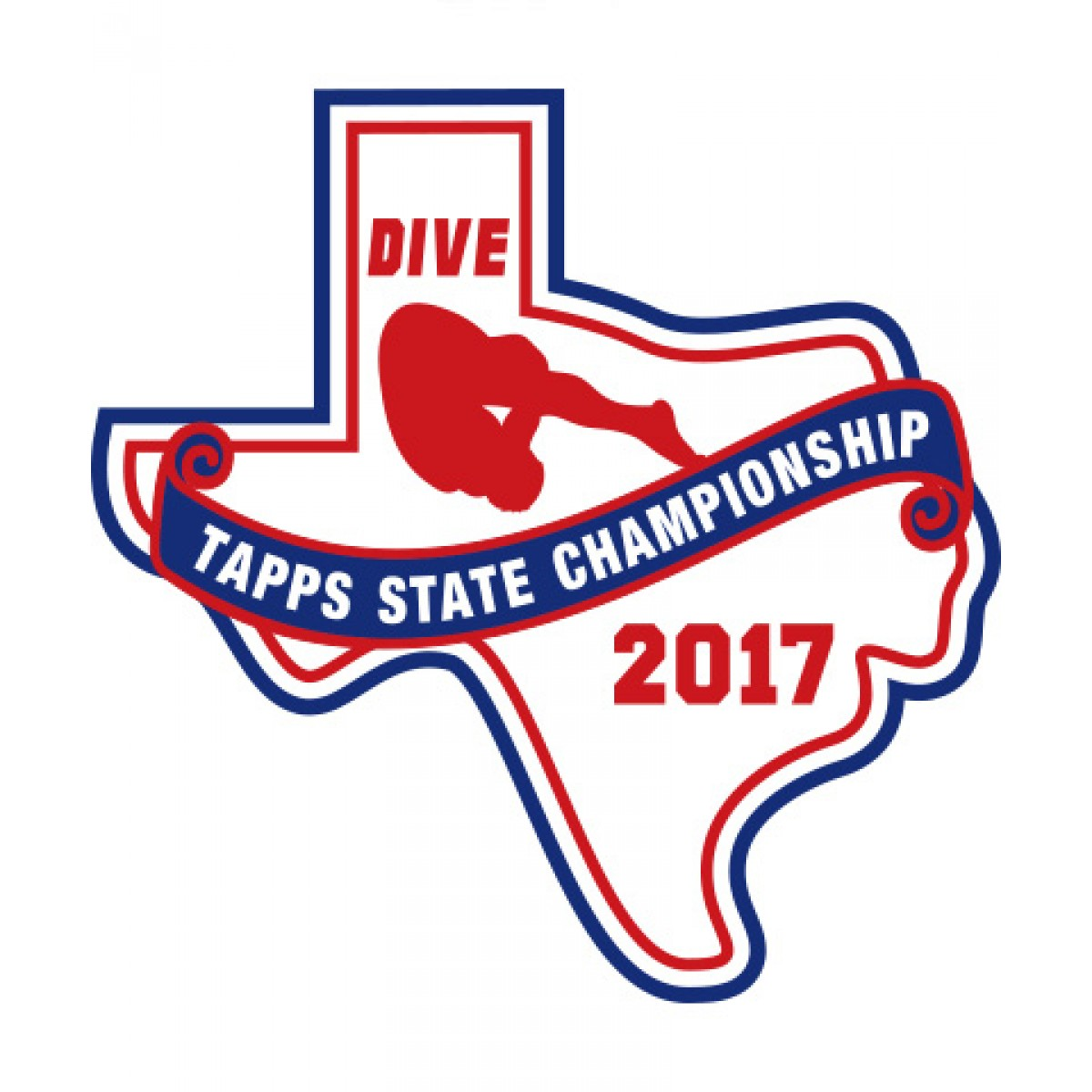 Felt 2017 TAPPS Dive State Patch