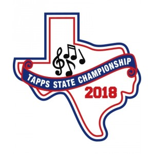 Felt 2018 TAPPS Music State Patch