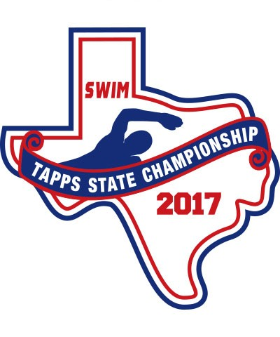 Felt 2017 TAPPS Swim State Patch